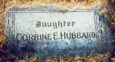 HUBBARD, CORRINE E. - Pottawattamie County, Iowa | CORRINE E. HUBBARD