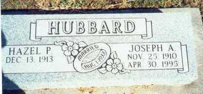 HUBBARD, JOSEPH ATKINS - Pottawattamie County, Iowa   JOSEPH ATKINS HUBBARD