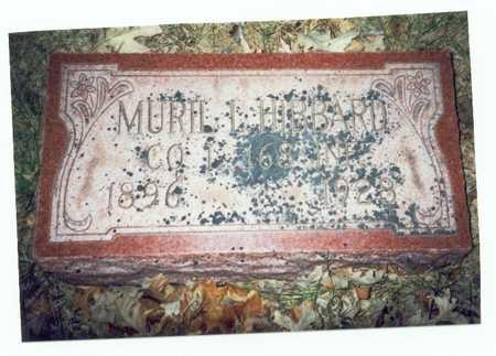 HUBBARD, MURIL L. - Pottawattamie County, Iowa | MURIL L. HUBBARD