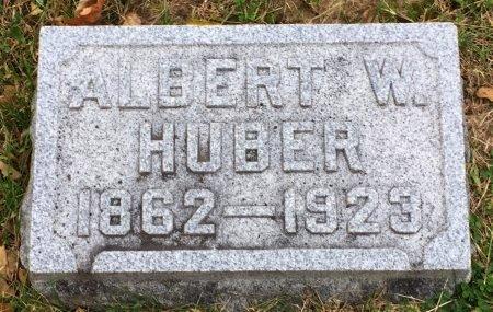 HUBER, ALBERT WILLIAM - Pottawattamie County, Iowa | ALBERT WILLIAM HUBER