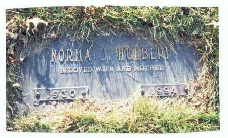 HULBERT, NORMA J. - Pottawattamie County, Iowa | NORMA J. HULBERT