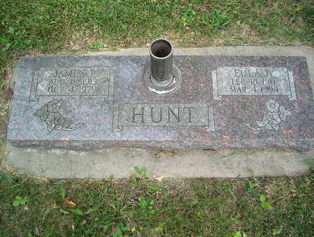 HUNT, JAMES P. - Pottawattamie County, Iowa | JAMES P. HUNT