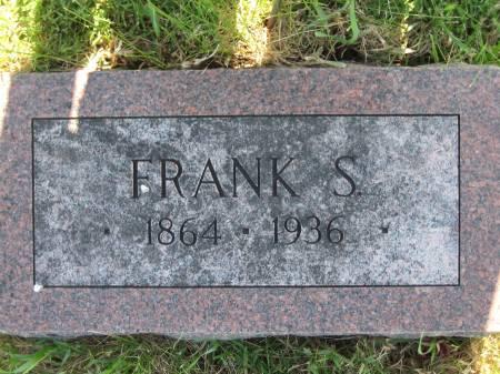 INMAN, FRANK S. - Pottawattamie County, Iowa | FRANK S. INMAN
