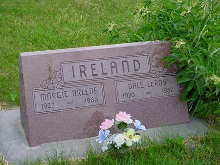 IRELAND, MARGIE ARLENE - Pottawattamie County, Iowa | MARGIE ARLENE IRELAND