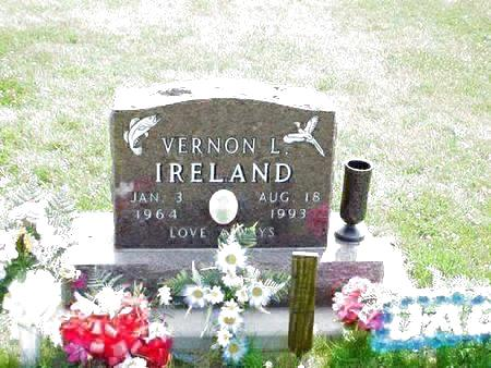 IRELAND, VERNON L. - Pottawattamie County, Iowa | VERNON L. IRELAND