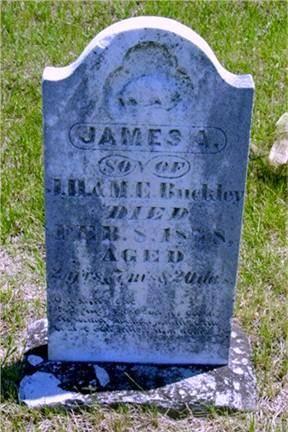 BUCKLEY, JAMES A. - Pottawattamie County, Iowa | JAMES A. BUCKLEY