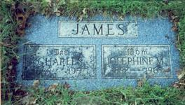 JAMES, CHARLES C. - Pottawattamie County, Iowa | CHARLES C. JAMES