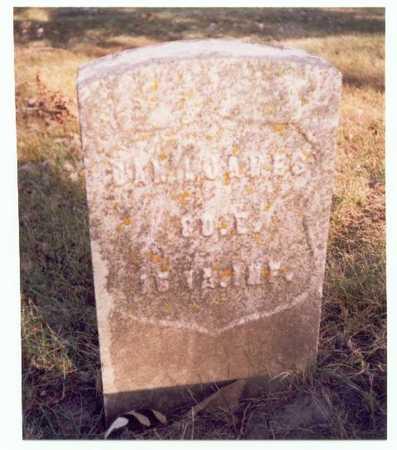 JAMES, DANIEL - Pottawattamie County, Iowa | DANIEL JAMES
