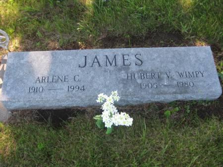 JAMES, ARLENE C. - Pottawattamie County, Iowa | ARLENE C. JAMES