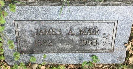 JAMES ALFRED, MAIR - Pottawattamie County, Iowa | MAIR JAMES ALFRED