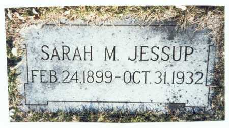 JESSUP, SARAH M. - Pottawattamie County, Iowa | SARAH M. JESSUP