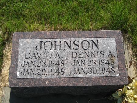 JOHNSON, DENNIS A. - Pottawattamie County, Iowa | DENNIS A. JOHNSON