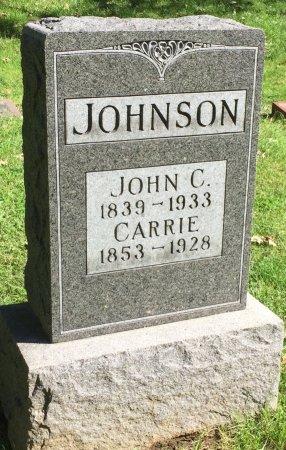 OLSEN JOHNSON, CARRIE - Pottawattamie County, Iowa | CARRIE OLSEN JOHNSON
