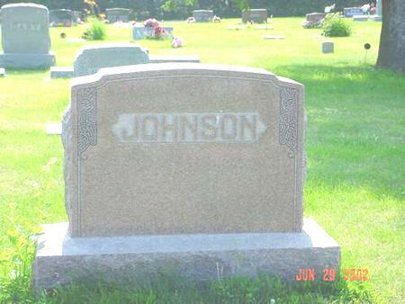 JOHNSON, PEARL A. - Pottawattamie County, Iowa | PEARL A. JOHNSON