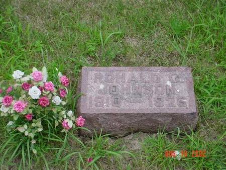 JOHNSON, RONALD D. - Pottawattamie County, Iowa | RONALD D. JOHNSON