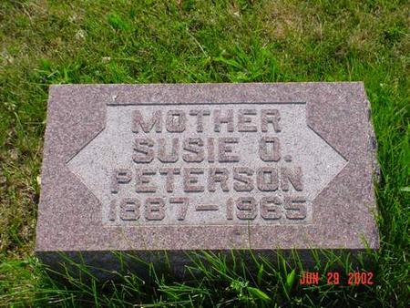 JOHNSON, SUSIE O. PETERSON - Pottawattamie County, Iowa | SUSIE O. PETERSON JOHNSON