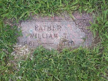 JOHNSON, WILLIAM T. - Pottawattamie County, Iowa | WILLIAM T. JOHNSON
