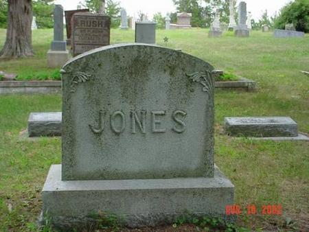 JONES, ALICE LESTER - Pottawattamie County, Iowa | ALICE LESTER JONES