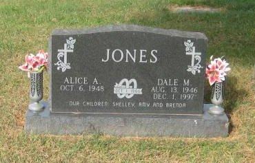 JONES, DALE M - Pottawattamie County, Iowa | DALE M JONES