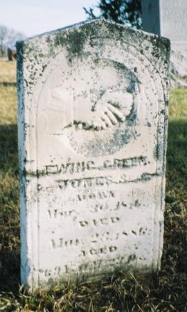 JONES, EWING GREEN - Pottawattamie County, Iowa | EWING GREEN JONES