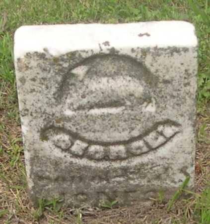 JONES, GEORGE L. - Pottawattamie County, Iowa   GEORGE L. JONES