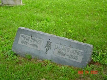 JONES, IRVIN & JAMES - Pottawattamie County, Iowa | IRVIN & JAMES JONES