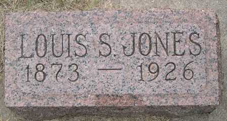 JONES, LOUIS S. - Pottawattamie County, Iowa | LOUIS S. JONES