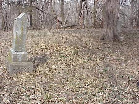 JONES, MARY L. WEST 4 - Pottawattamie County, Iowa | MARY L. WEST 4 JONES