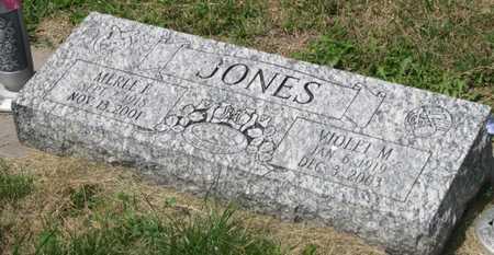 JONES, VIOLET M. - Pottawattamie County, Iowa | VIOLET M. JONES