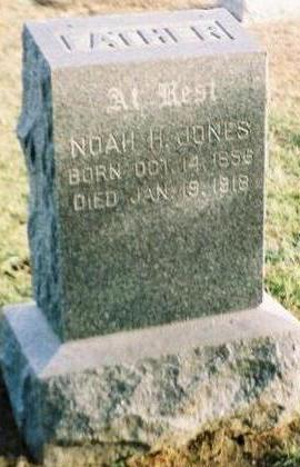 JONES, NOAH H. - Pottawattamie County, Iowa | NOAH H. JONES