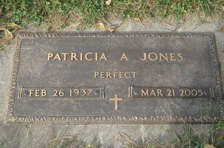 JONES, PATRICIA A. - Pottawattamie County, Iowa | PATRICIA A. JONES