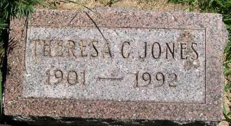 JONES, THERESA C. - Pottawattamie County, Iowa | THERESA C. JONES