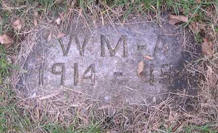 JONES, WILLIAM A. 'BILL' - Pottawattamie County, Iowa | WILLIAM A. 'BILL' JONES