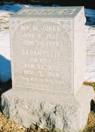 JONES, SARAH - Pottawattamie County, Iowa | SARAH JONES