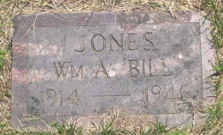 JONES, WM. A.