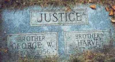 JUSTICE, HARVE - Pottawattamie County, Iowa | HARVE JUSTICE