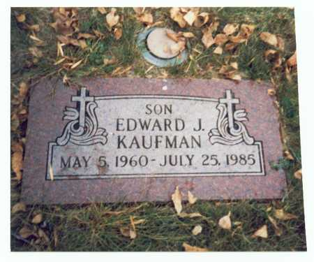 KAUFMAN, EDWARD J. - Pottawattamie County, Iowa | EDWARD J. KAUFMAN