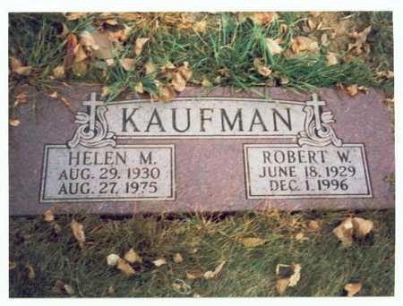 KAUFMAN, HELEN M. - Pottawattamie County, Iowa | HELEN M. KAUFMAN