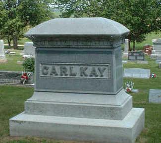 KAY, CARL - Pottawattamie County, Iowa | CARL KAY