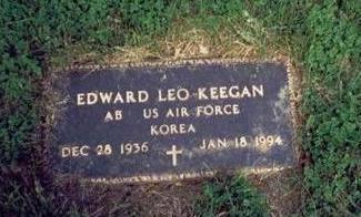 KEEGAN, EDWARD LEO - Pottawattamie County, Iowa | EDWARD LEO KEEGAN