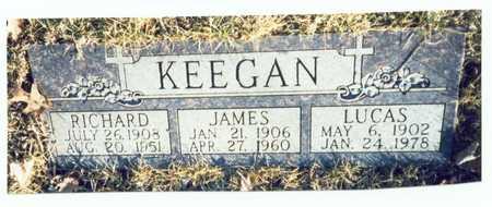 KEEGAN, RICHARD - Pottawattamie County, Iowa | RICHARD KEEGAN