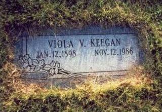 KEEGAN, VIOLA V. - Pottawattamie County, Iowa | VIOLA V. KEEGAN