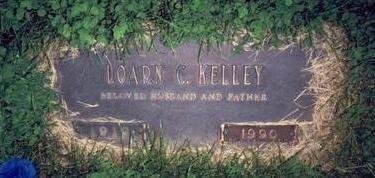 KELLEY, LOARN CALVIN - Pottawattamie County, Iowa | LOARN CALVIN KELLEY