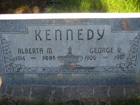 KENNEDY, GEORGE R. - Pottawattamie County, Iowa | GEORGE R. KENNEDY