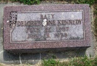 KENNEDY, DELORES ANNE - Pottawattamie County, Iowa | DELORES ANNE KENNEDY