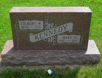 KENNEDY, GILBERT W - Pottawattamie County, Iowa | GILBERT W KENNEDY