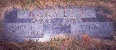 KERMEEN, JAMES E. - Pottawattamie County, Iowa | JAMES E. KERMEEN