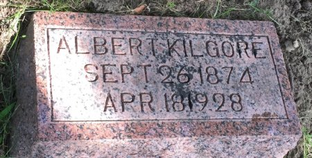 KILGORE, ALBERT T - Pottawattamie County, Iowa | ALBERT T KILGORE