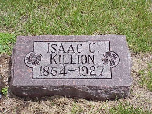 KILLION, ISAAC C. - Pottawattamie County, Iowa | ISAAC C. KILLION
