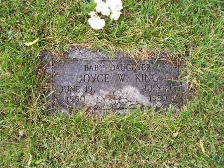 KING, JOYCE W. - Pottawattamie County, Iowa | JOYCE W. KING